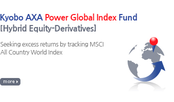 Kyobo AXA Global Market Power Securities Feeder Investment Trust [Equity] / Selecting carefully and investing the advanced-countries' companies having market power in BRICs market